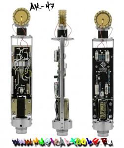 AK47-MkII ламповый микрофон