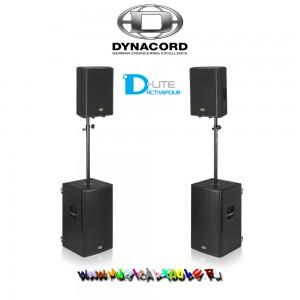 Dynacord D-Lite ActiveFour