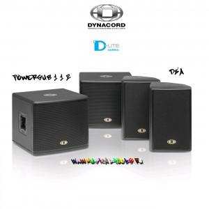 Dynacord D-Lite Active D8A&PowerSub112