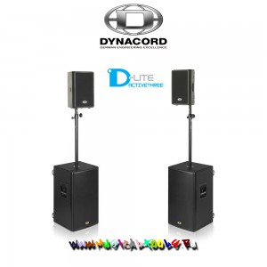 Dynacord D-Lite ActiveThree