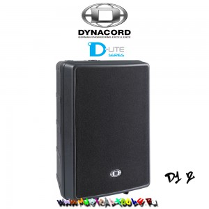 Dynacord D12 front