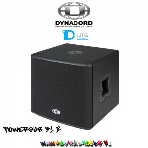Dynacord PowerSub 312 front