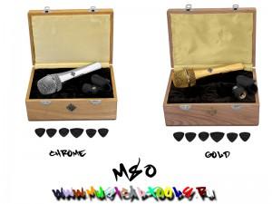 M80 Chrome&Gold