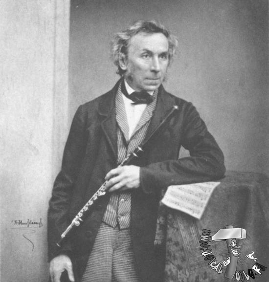 Теобальд Бём  (Theobald Böhm)