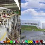 Новая фабрика духовых музыкальных инструментов, открытая в конце 90-х годов прошлого века в городе Neuheim.