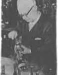 W.Schreiber за работой