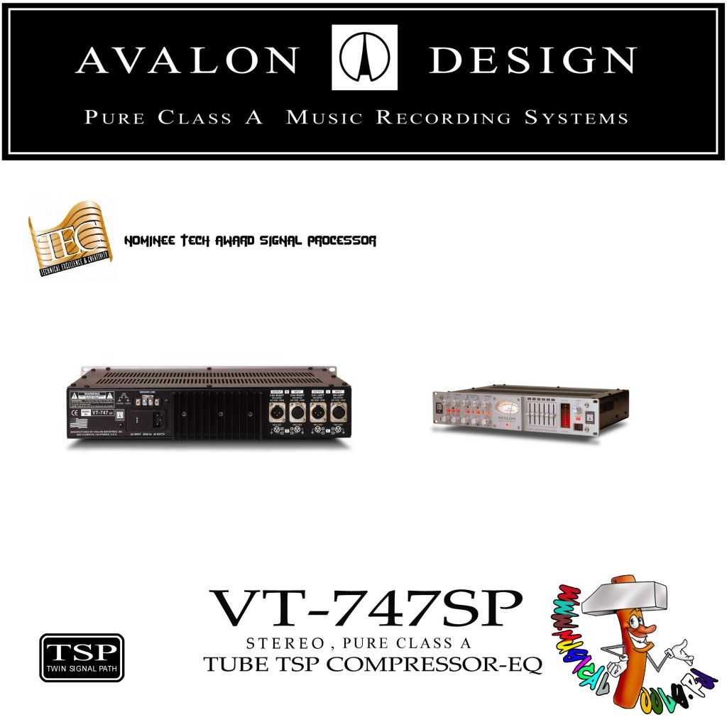 Avalon Design VT747SP back&left