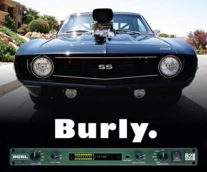 Burl Audio B2 Bomber ADC Сamaro