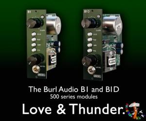 Burl B1&B1D post