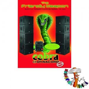 Dynacord Cobra poster