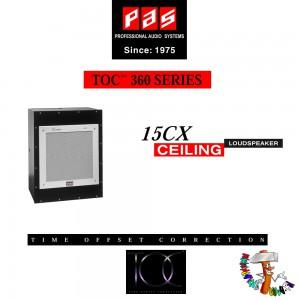 PAS TOC 15CX
