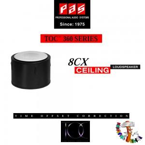 PAS TOC 8CX