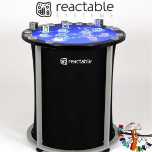 Reactable Live front