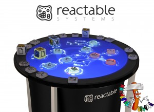 Reactable Live top