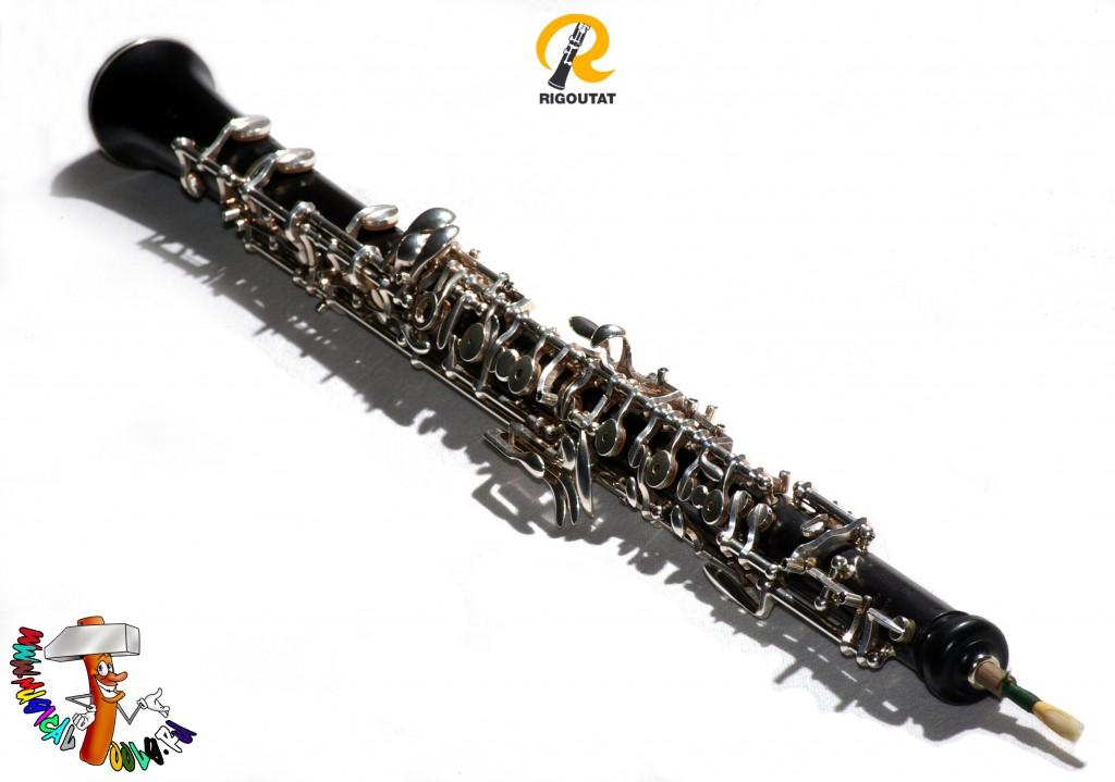 Rigoutat oboe