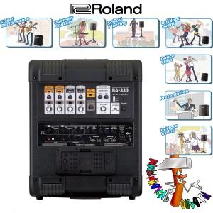 Roland BA-330 Back