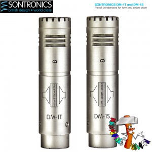 Sontronics DM-1T&DM-1S