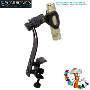 Sontronics DM-1T&DM-1S mount