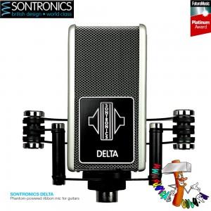 Sontronics Delta Award