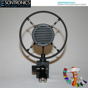 Sontronics Halo back