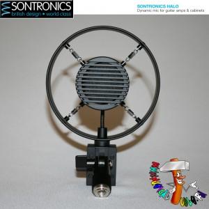 Sontronics Halo back