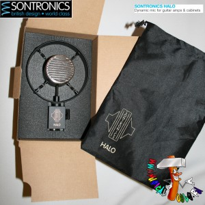 Sontronics Halo in box