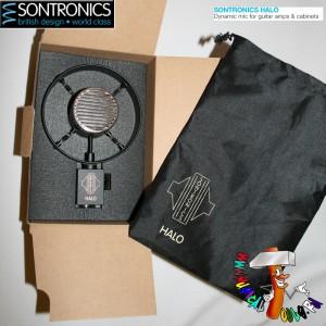 Sontronics Halo in box