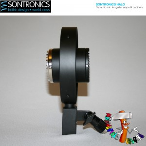 Sontronics Halo side view