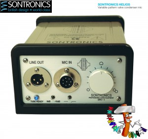 Sontronics Helios Power Supply