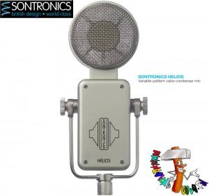 Sontronics Helios front