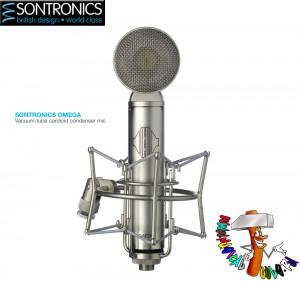 Sontronics Omega front