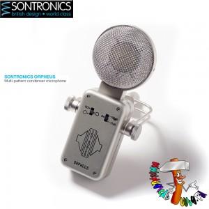 Sontronics Orpheus angled left