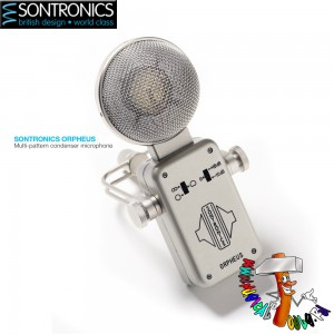 Sontronics Orpheus angled right