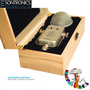 Sontronics Orpheus in box