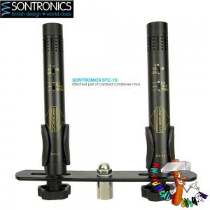 Sontronics STC-1S black