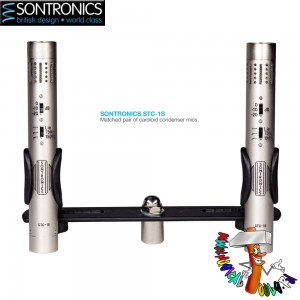 Sontronics STC-1S silver