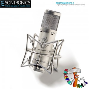 Sontronics STC-2 Silver