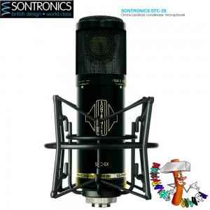 Sontronics STC-2X black