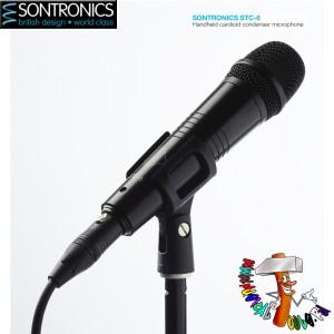 Sontronics STC-6 angled