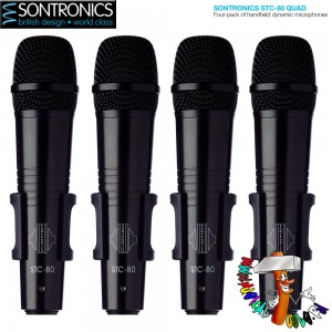 Sontronics STC-80 quad