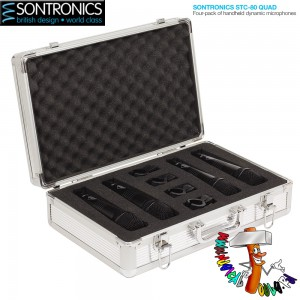 Sontronics STC-80 quad 4-pack
