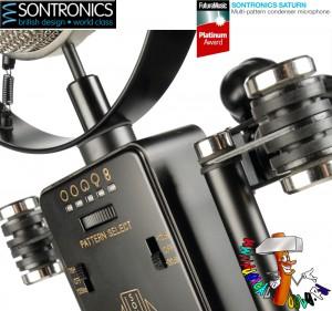 Sontronics Saturn 3D