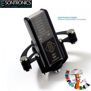 Sontronics Sigma angled