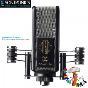 Sontronics Sigma front