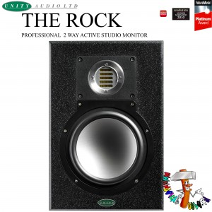 Unity Audio The Rock