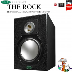 Unity Audio The Rock left