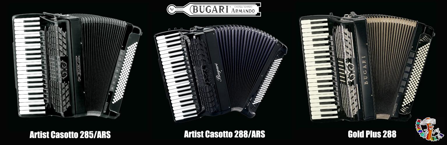 Bugari Armando Artist&Gold Series