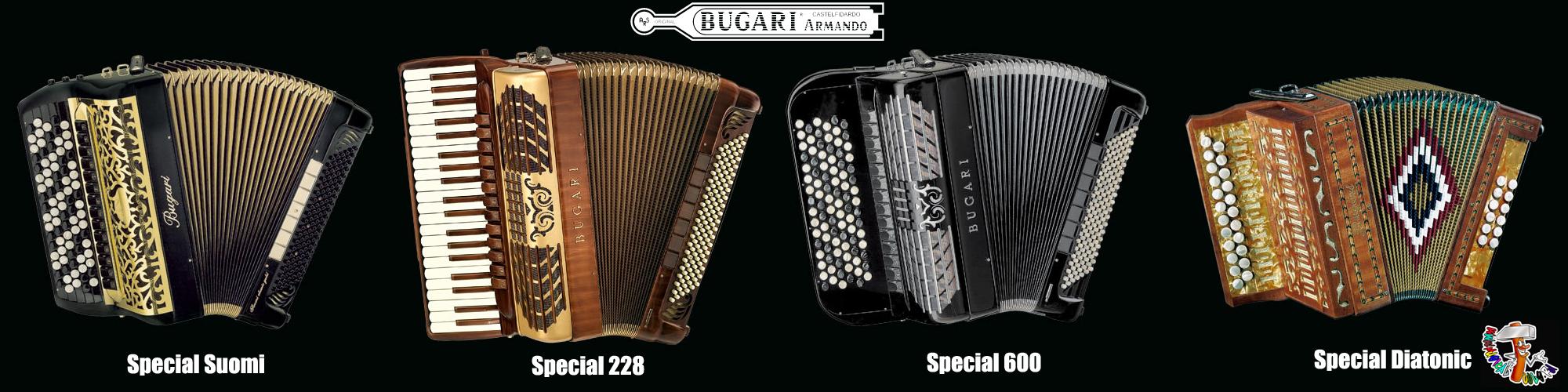 Bugari Armando Special Series