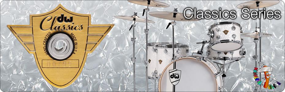 DW Drums classics