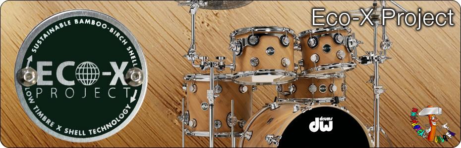 DW Drums ecox
